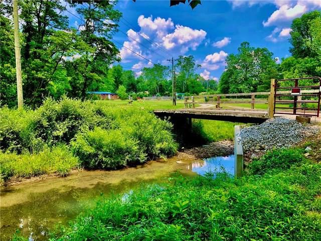 6140 Bear Creek Road, Morgantown, IN 46160 (MLS #21720415) :: The Indy Property Source
