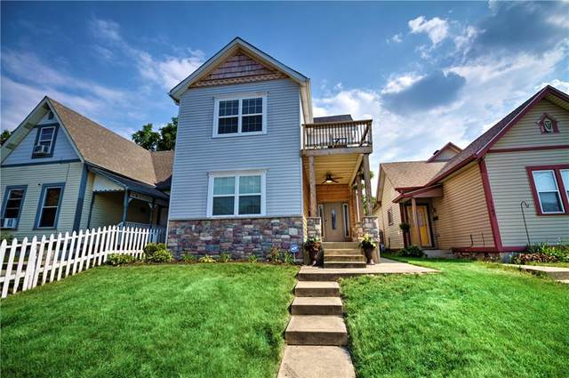 1111 Fletcher Avenue, Indianapolis, IN 46203 (MLS #21720449) :: The Evelo Team