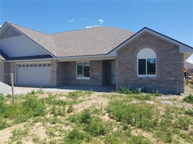 442 Janis Avenue, Pendleton, IN 46064 (MLS #21720458) :: Mike Price Realty Team - RE/MAX Centerstone