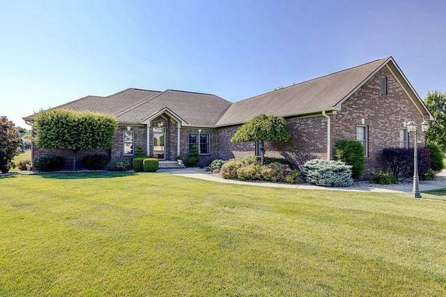 1681 Mink Court, Pendleton, IN 46064 (MLS #21720475) :: Mike Price Realty Team - RE/MAX Centerstone
