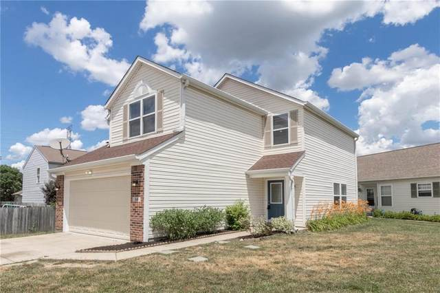 58 Village Green Drive, Indianapolis, IN 46227 (MLS #21720485) :: Anthony Robinson & AMR Real Estate Group LLC