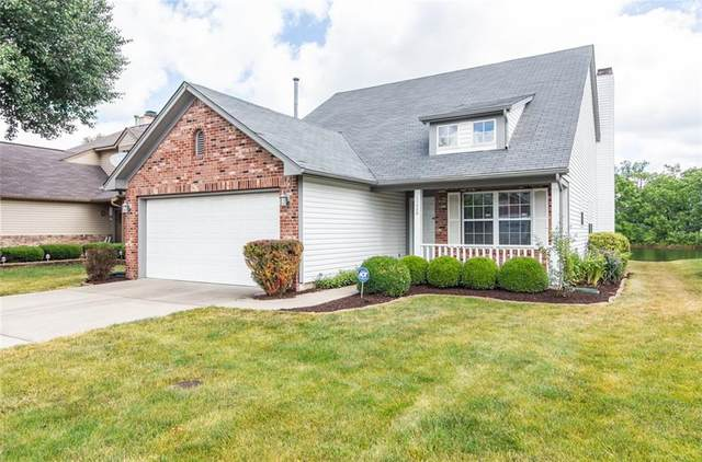 11229 Boston Way, Fishers, IN 46038 (MLS #21720490) :: Anthony Robinson & AMR Real Estate Group LLC