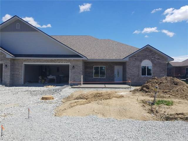 430 Janis Avenue, Pendleton, IN 46064 (MLS #21720509) :: The Indy Property Source
