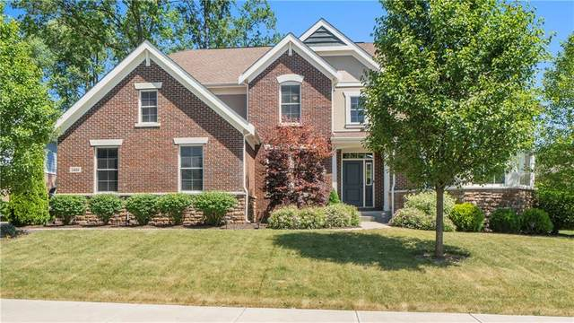 14684 Wedgestone Court, Fishers, IN 46037 (MLS #21720510) :: Anthony Robinson & AMR Real Estate Group LLC
