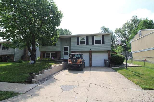 5469 Sleet Drive, Indianapolis, IN 46237 (MLS #21720515) :: The Indy Property Source