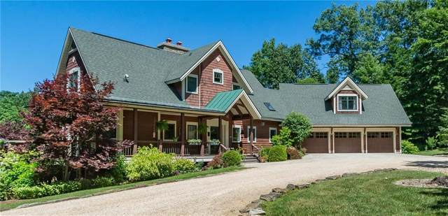 0 Serenity Lake Lodge, Nashville, IN 47448 (MLS #21720516) :: The Indy Property Source