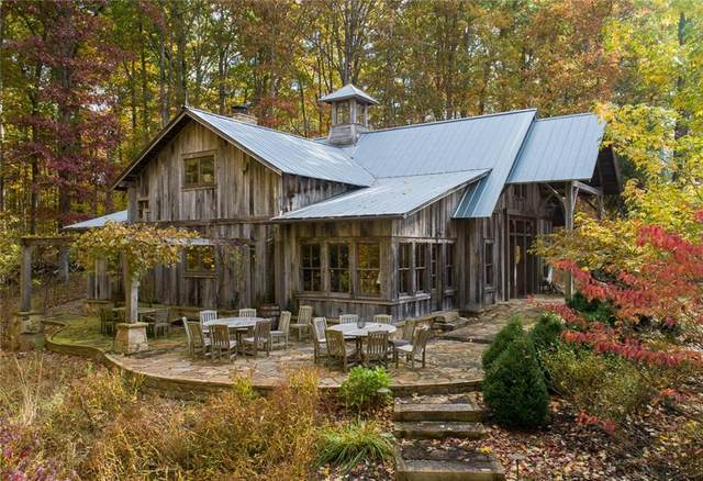 0 Serenity Lake Barn, Nashville, IN 47448 (MLS #21720517) :: The Indy Property Source