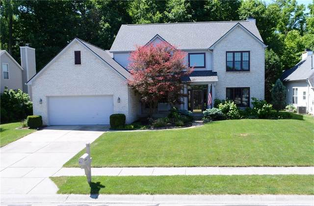 10917 Sawgrass Drive, Fishers, IN 46038 (MLS #21720522) :: Mike Price Realty Team - RE/MAX Centerstone
