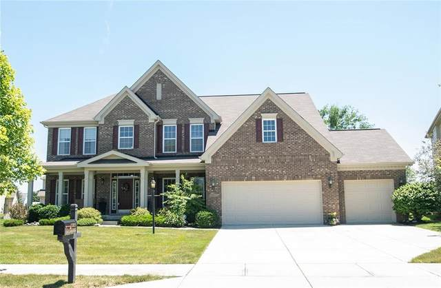 13855 Cold Spring Dr, Fishers, IN 46038 (MLS #21720531) :: Anthony Robinson & AMR Real Estate Group LLC