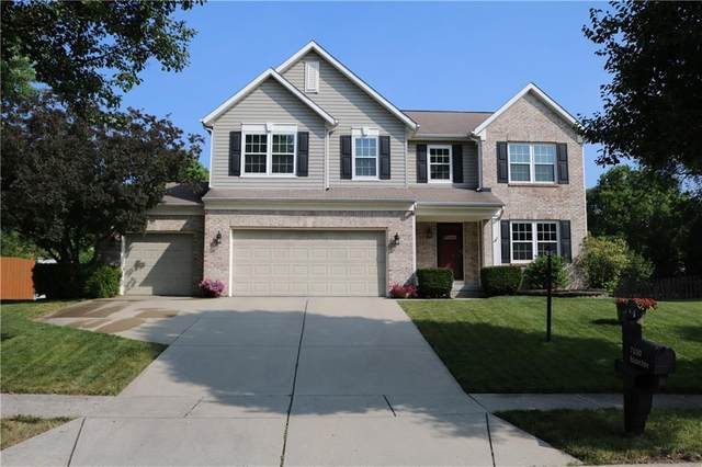 7130 Braxton Dr, Noblesville, IN 46062 (MLS #21720537) :: Anthony Robinson & AMR Real Estate Group LLC