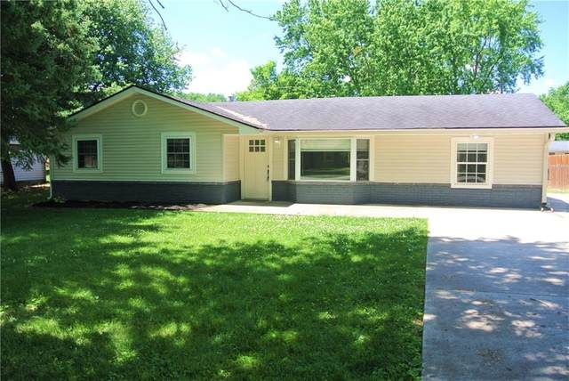 4372 N County Road 1025 E, Indianapolis, IN 46234 (MLS #21720544) :: The Indy Property Source