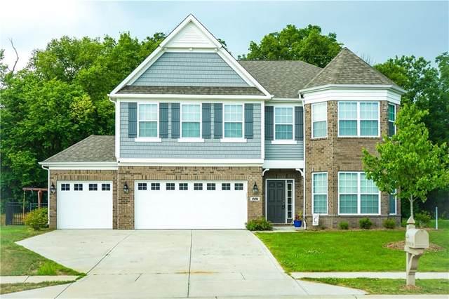 226 West Wing View, Greenwood, IN 46142 (MLS #21720565) :: Heard Real Estate Team | eXp Realty, LLC