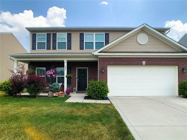 227 Haywood Road, Greenwood, IN 46142 (MLS #21720568) :: The Indy Property Source