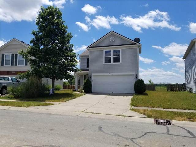 2450 Woodfield Boulevard, Franklin, IN 46131 (MLS #21720584) :: Anthony Robinson & AMR Real Estate Group LLC
