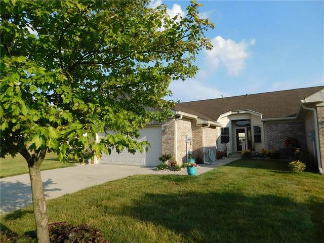 4925 W Cedar Cove Drive #47, New Palestine, IN 46163 (MLS #21720591) :: The Indy Property Source