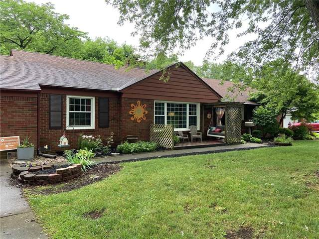 726 Longfellow Road, Anderson, IN 46011 (MLS #21720600) :: Anthony Robinson & AMR Real Estate Group LLC