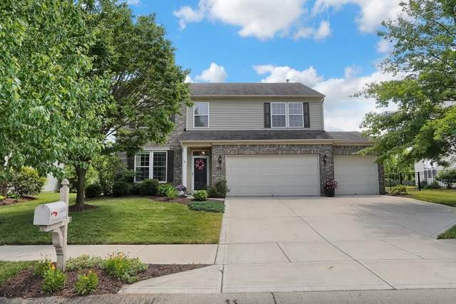 11081 Ellsworth Lane, Fishers, IN 46038 (MLS #21720610) :: Anthony Robinson & AMR Real Estate Group LLC