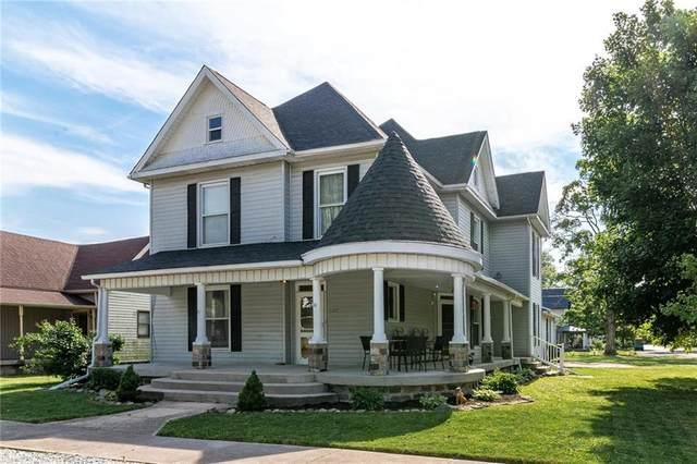 1127 N Ford Street, Lapel, IN 46051 (MLS #21720612) :: Richwine Elite Group