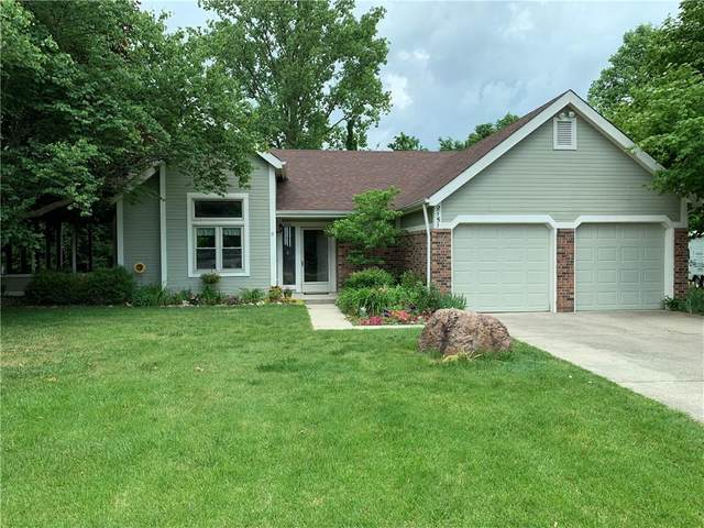 8151 Bold Forbes Court, Indianapolis, IN 46217 (MLS #21720638) :: Anthony Robinson & AMR Real Estate Group LLC