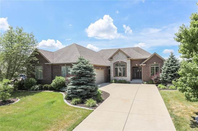 5363 Chancery Blvd, Greenwood, IN 46143 (MLS #21720642) :: The Indy Property Source