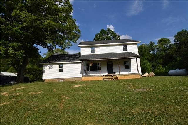 6501 W Brighton Road, Gosport, IN 47433 (MLS #21720648) :: The Indy Property Source