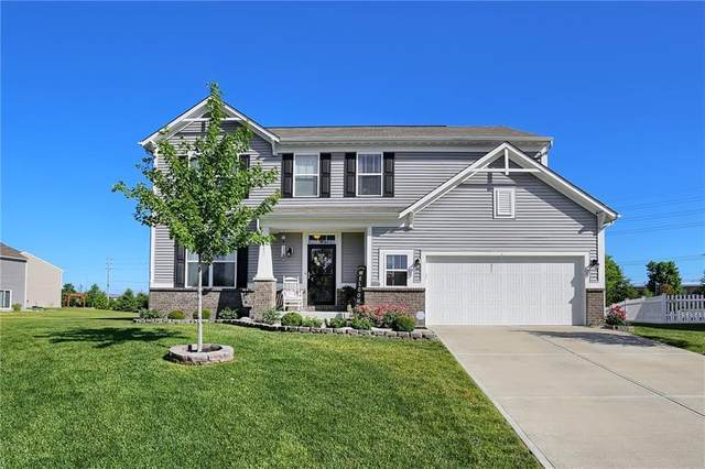 2206 Northward Court, Greenwood, IN 46143 (MLS #21720653) :: Anthony Robinson & AMR Real Estate Group LLC