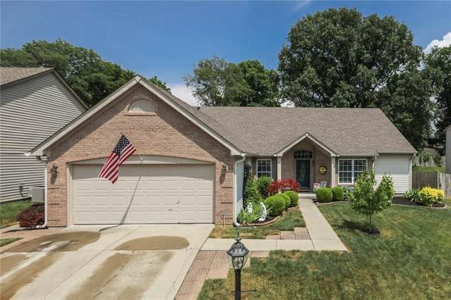 2415 Manita Drive, Indianapolis, IN 46234 (MLS #21720665) :: Anthony Robinson & AMR Real Estate Group LLC
