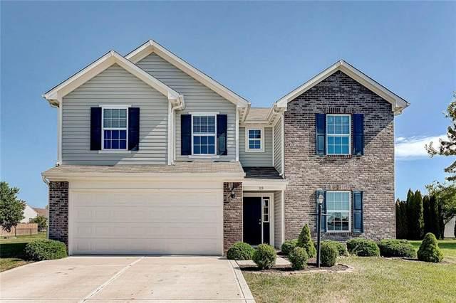 315 Allison Drive, Atlanta, IN 46031 (MLS #21720670) :: Anthony Robinson & AMR Real Estate Group LLC