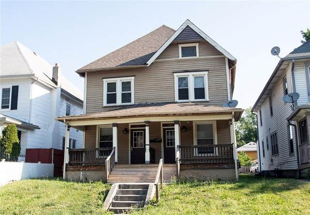 1418 E Vermont Street, Indianapolis, IN 46201 (MLS #21720711) :: Ferris Property Group