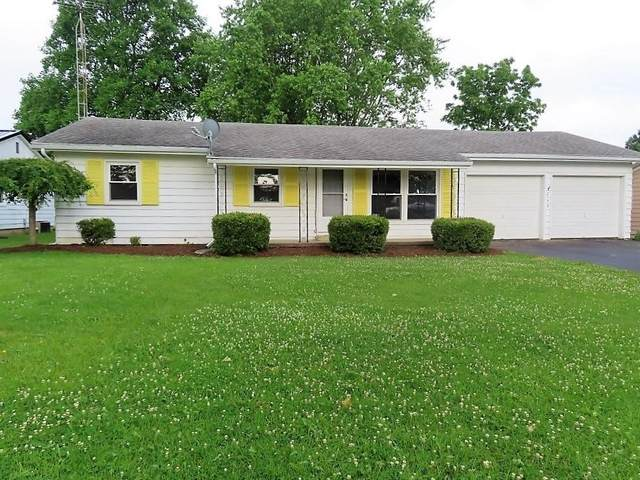 209 N Olive Street, Farmland, IN 47340 (MLS #21720724) :: Mike Price Realty Team - RE/MAX Centerstone