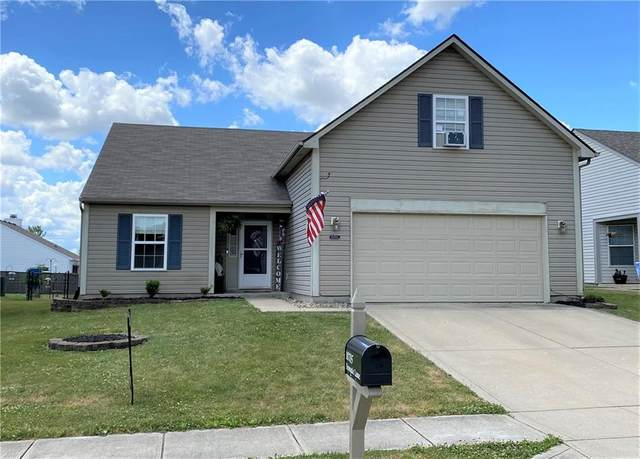 10705 Newgate Lane, Indianapolis, IN 46231 (MLS #21720749) :: Anthony Robinson & AMR Real Estate Group LLC