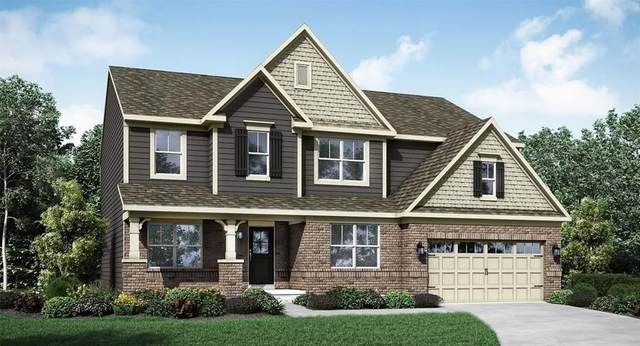 9717 Ridgecrest Lane, Mccordsville, IN 46055 (MLS #21720779) :: AR/haus Group Realty