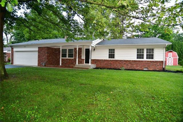 5106 Manning Road, Indianapolis, IN 46228 (MLS #21720799) :: Anthony Robinson & AMR Real Estate Group LLC