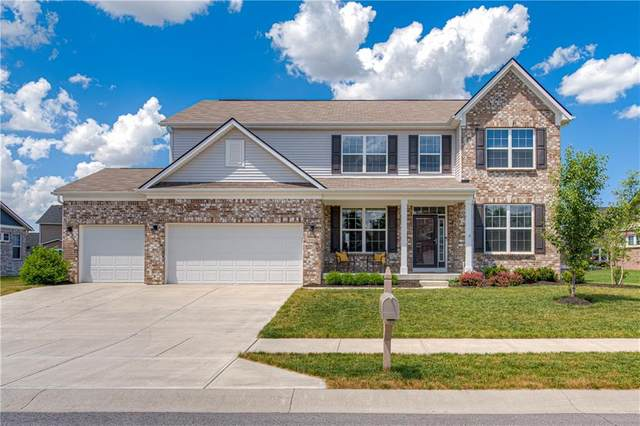 5598 W Turnbuckle Place, Mccordsville, IN 46055 (MLS #21720806) :: The Indy Property Source