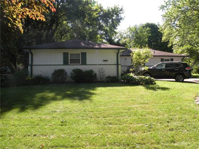 7969 Taunton Road, Indianapolis, IN 46260 (MLS #21720814) :: The Indy Property Source