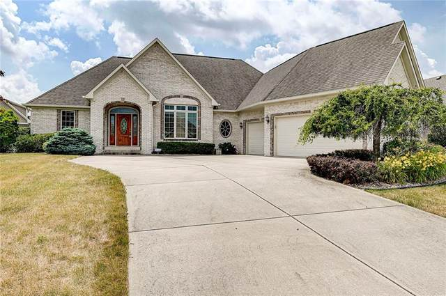5517 Camden Lane, Greenwood, IN 46143 (MLS #21720832) :: Anthony Robinson & AMR Real Estate Group LLC