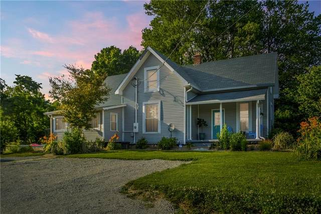 4510 S Co Rd 325, Greencastle, IN 46135 (MLS #21720840) :: The Indy Property Source