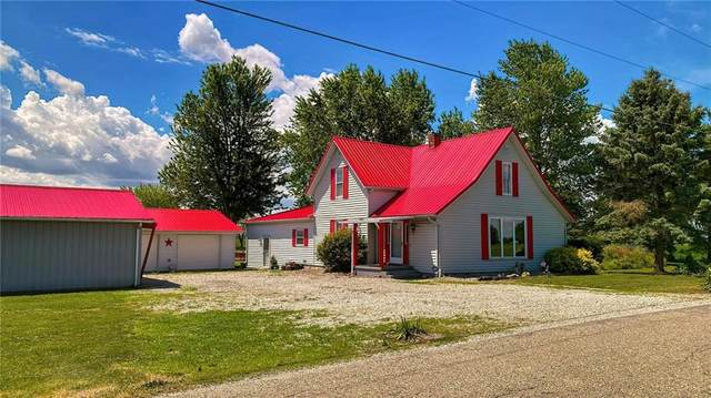 4297 W 100 S, Anderson, IN 46011 (MLS #21720850) :: David Brenton's Team