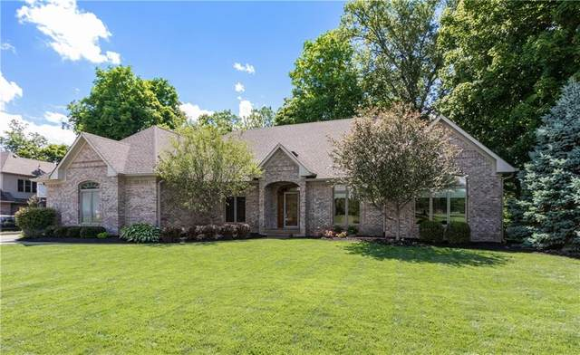 6004 Timber Bend Drive, Avon, IN 46123 (MLS #21720865) :: Dean Wagner Realtors