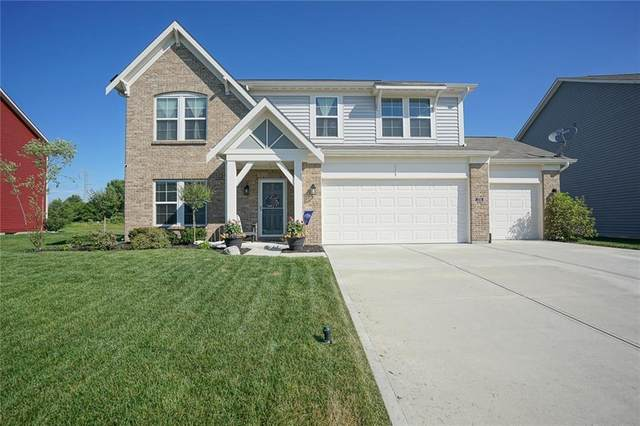 5706 W Woods Edge Drive, Mccordsville, IN 46055 (MLS #21720877) :: Anthony Robinson & AMR Real Estate Group LLC