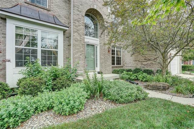 14393 Chariots Whisper Drive, Westfield, IN 46074 (MLS #21720878) :: David Brenton's Team