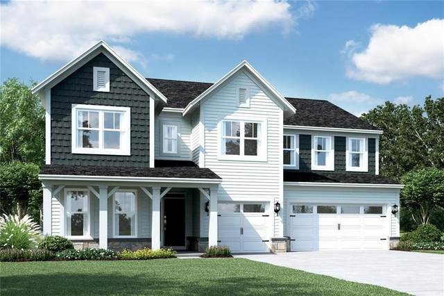 5166 Sweetwater Drive, Noblesville, IN 46062 (MLS #21720886) :: Dean Wagner Realtors