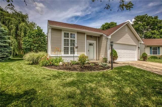2332 Historic Oaks Boulevard, Indianapolis, IN 46214 (MLS #21720916) :: Mike Price Realty Team - RE/MAX Centerstone
