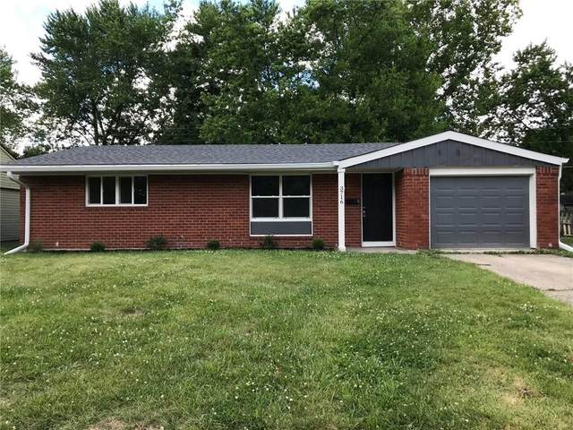 3716 Celtic Drive, Indianapolis, IN 46235 (MLS #21720917) :: The Indy Property Source