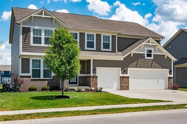 133 Bentree Boulevard, Avon, IN 46122 (MLS #21720936) :: AR/haus Group Realty