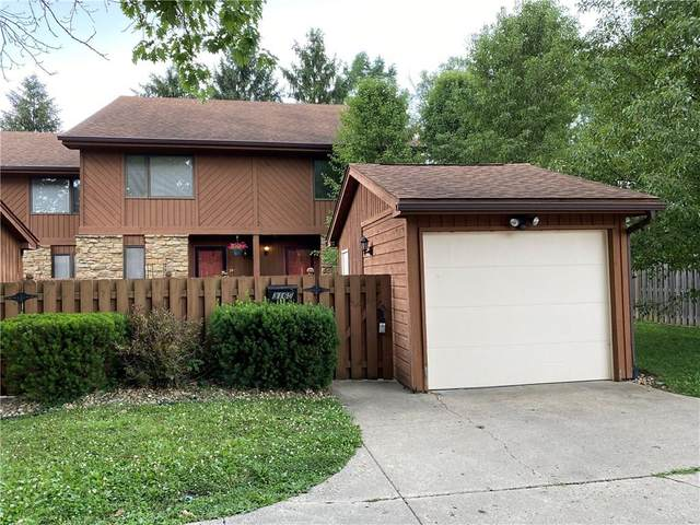 3165 Sycamore Drive, Columbus, IN 47203 (MLS #21720955) :: Mike Price Realty Team - RE/MAX Centerstone