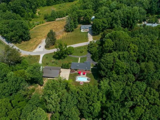 2150 E Mel Currie Road, Bloomington, IN 47408 (MLS #21720957) :: The Indy Property Source