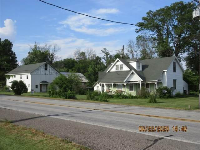 12318 S State Road 3 Highway, Westport, IN 47283 (MLS #21720964) :: Mike Price Realty Team - RE/MAX Centerstone