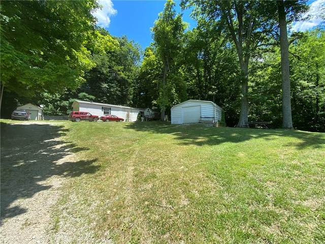1609 S County Road 450 W, Greencastle, IN 46135 (MLS #21720982) :: The Indy Property Source