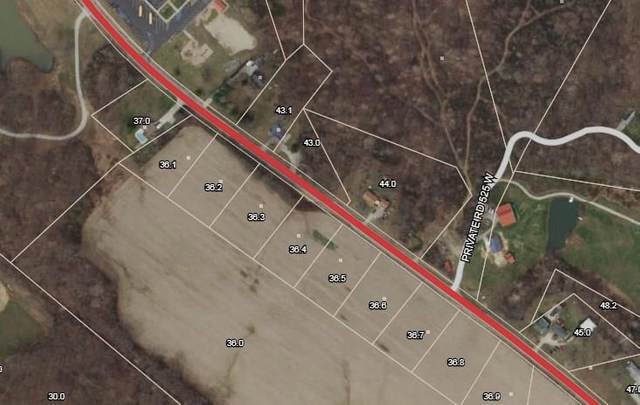 Lot 7 N State Hwy 7, Scipio, IN 47273 (MLS #21720985) :: The Indy Property Source
